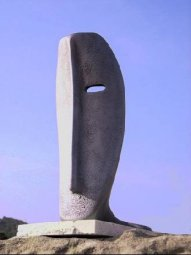 Antoni Marí es un noto escultor valenciano