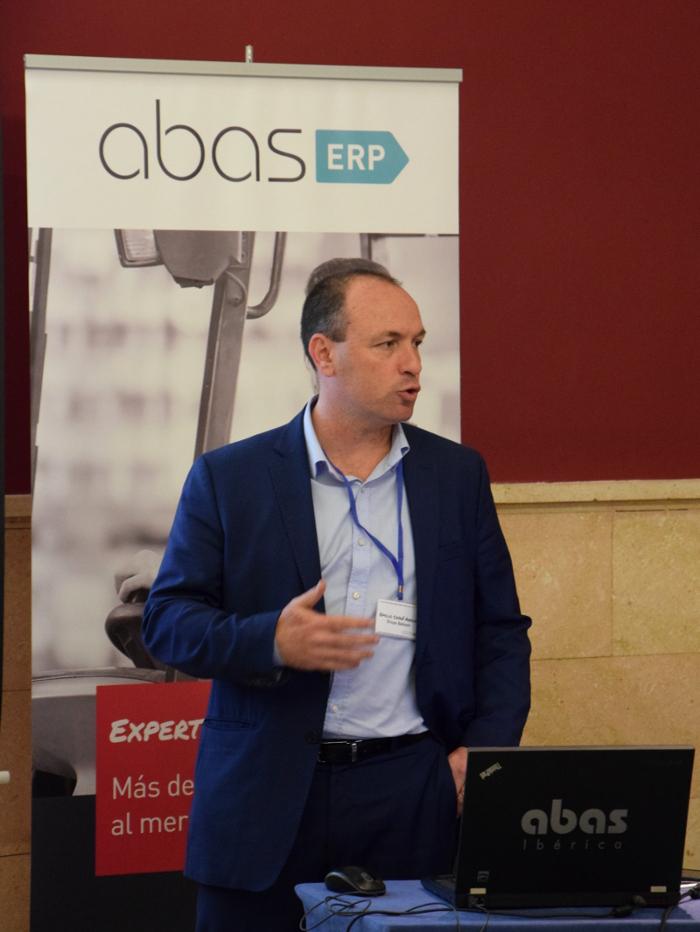 Emilio Casañ Arolas, Director Financiero del Grupo Belloch,