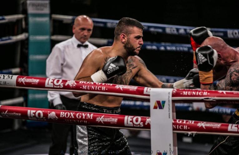 Yusuf Sultanoglu, boxeo por la vida
